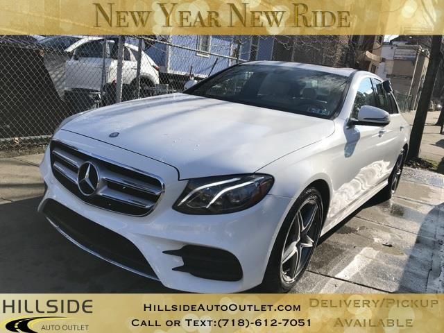 Used 2017 Mercedes-benz E-class in Jamaica, New York | Hillside Auto Outlet. Jamaica, New York