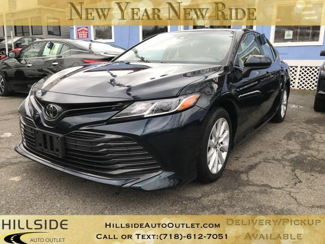 Used Toyota Camry LE 2018 | Hillside Auto Outlet. Jamaica, New York