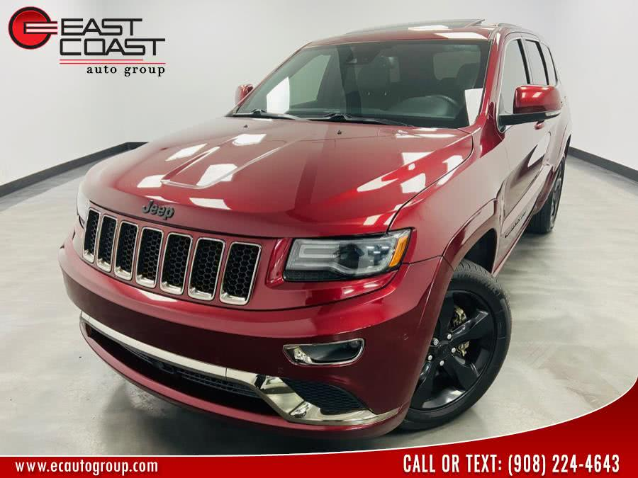 Used 2016 Jeep Grand Cherokee in Linden, New Jersey | East Coast Auto Group. Linden, New Jersey