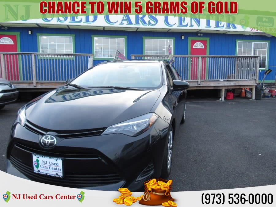 Used 2019 Toyota Corolla in Irvington, New Jersey | NJ Used Cars Center. Irvington, New Jersey