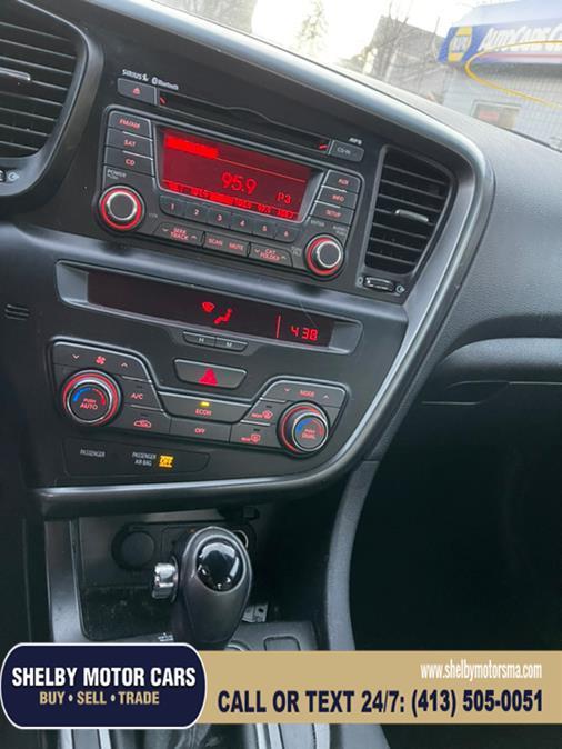Used Kia Optima 4dr Sdn 2.4L Auto Hybrid 2012   Shelby Motor Cars . Springfield, Massachusetts