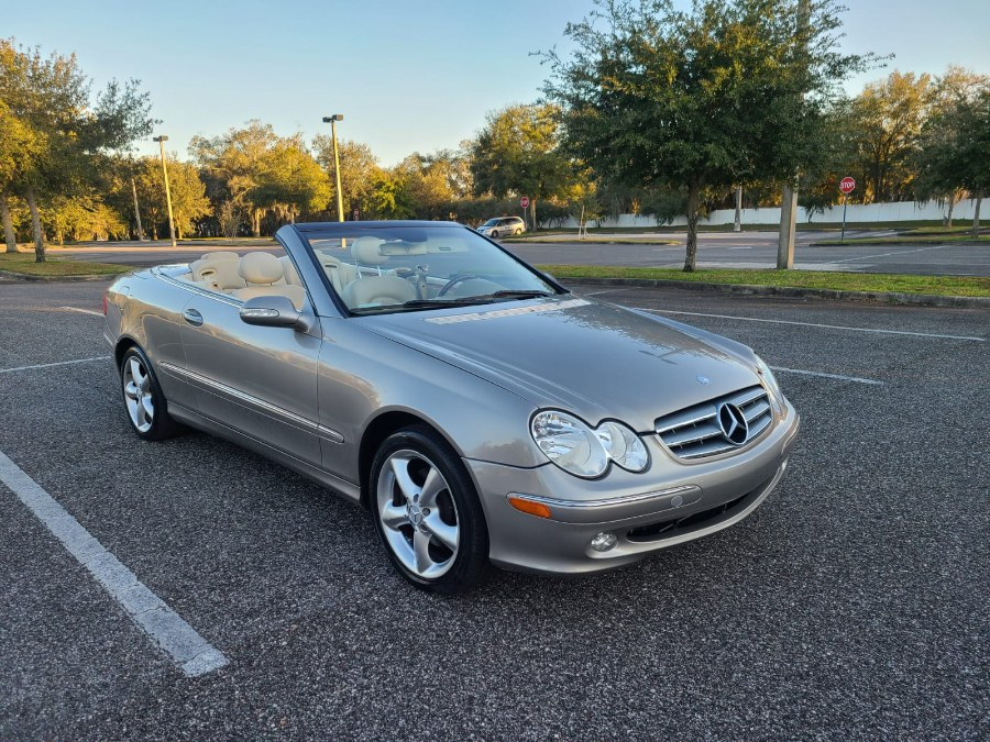 Used 2005 Mercedes-Benz CLK-Class in Longwood, Florida | Majestic Autos Inc.. Longwood, Florida