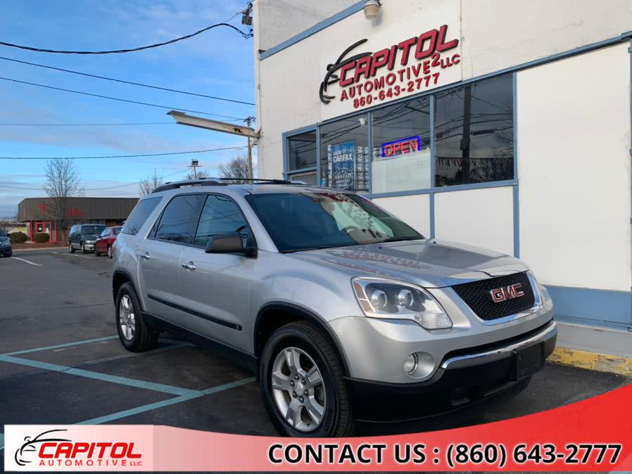 Used 2009 GMC Acadia in Manchester, Connecticut | Capitol Automotive 2 LLC. Manchester, Connecticut