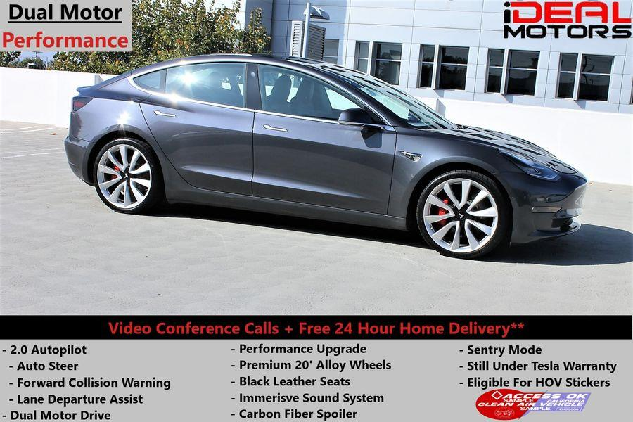 Used 2018 Tesla Model 3 in Costa Mesa, California | Ideal Motors. Costa Mesa, California
