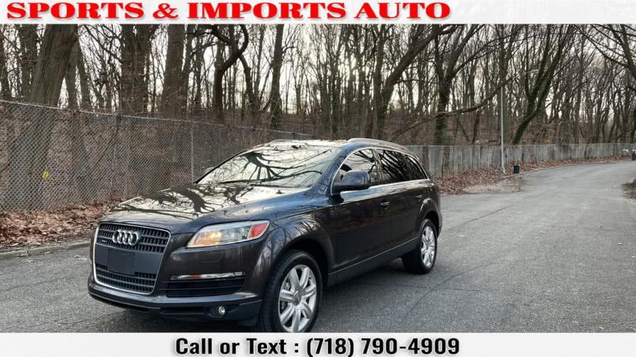 Used 2007 Audi Q7 in Brooklyn, New York | Sports & Imports Auto Inc. Brooklyn, New York