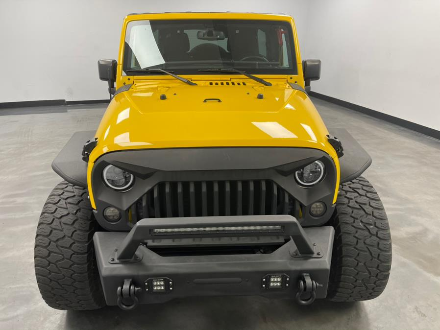 Used Jeep Wrangler Unlimited 4WD 4dr Altitude MANUAL 2015 | M Auto Group. Elizabeth, New Jersey