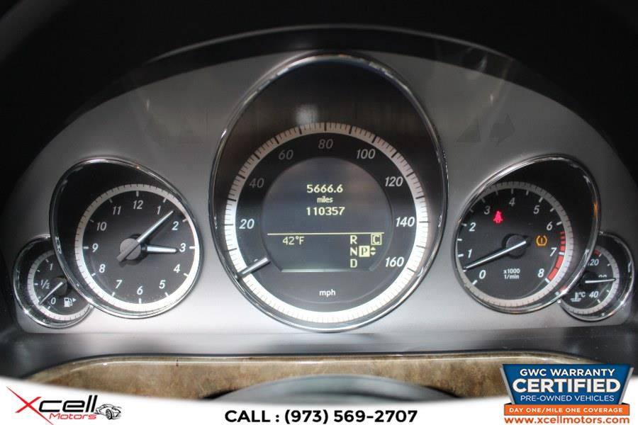 Used Mercedes-Benz E-Class 4Matic 4dr Sdn E350 Luxury 4MATIC 2010   Xcell Motors LLC. Paterson, New Jersey
