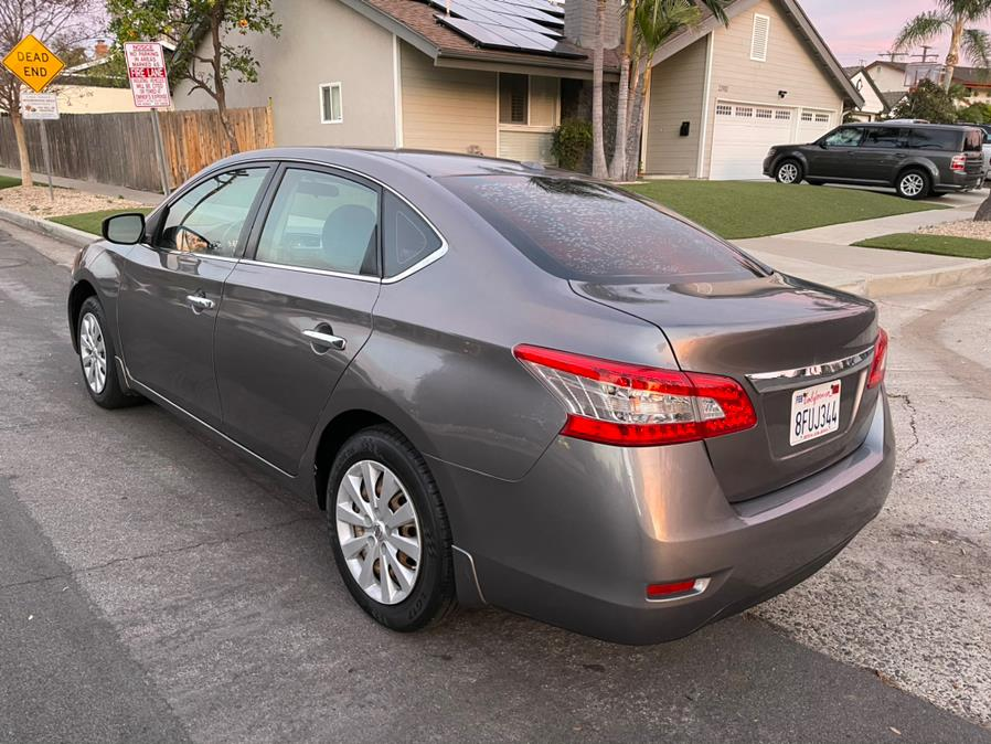 Used Nissan Sentra 4dr Sdn I4 CVT SR 2015 | Carvin OC Inc. Lake Forest, California