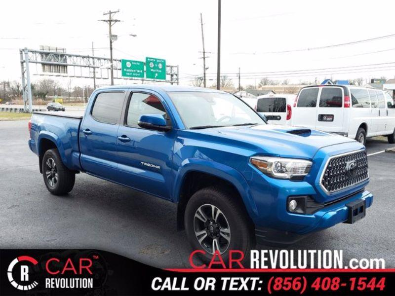 Used 2018 Toyota Tacoma in Maple Shade, New Jersey   Car Revolution. Maple Shade, New Jersey