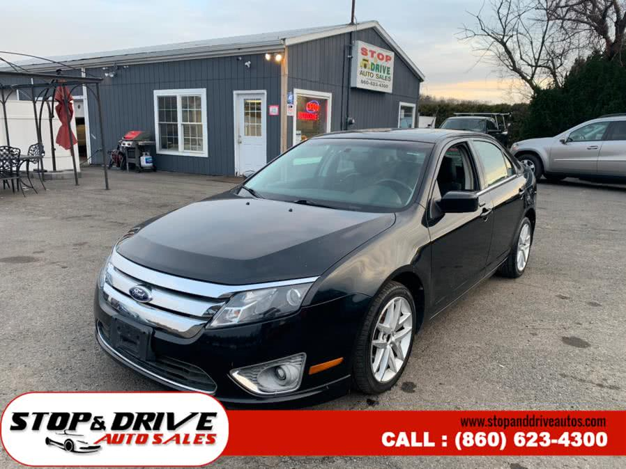 Used 2011 Ford Fusion in East Windsor, Connecticut | Stop & Drive Auto Sales. East Windsor, Connecticut