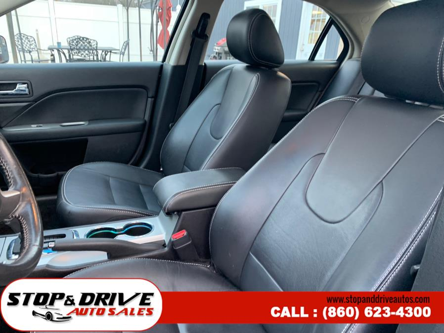 Used Ford Fusion 4dr Sdn SEL AWD 2011 | Stop & Drive Auto Sales. East Windsor, Connecticut
