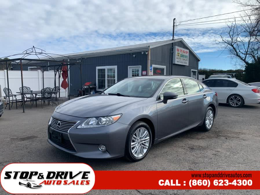 Used 2015 Lexus ES 350 in East Windsor, Connecticut | Stop & Drive Auto Sales. East Windsor, Connecticut