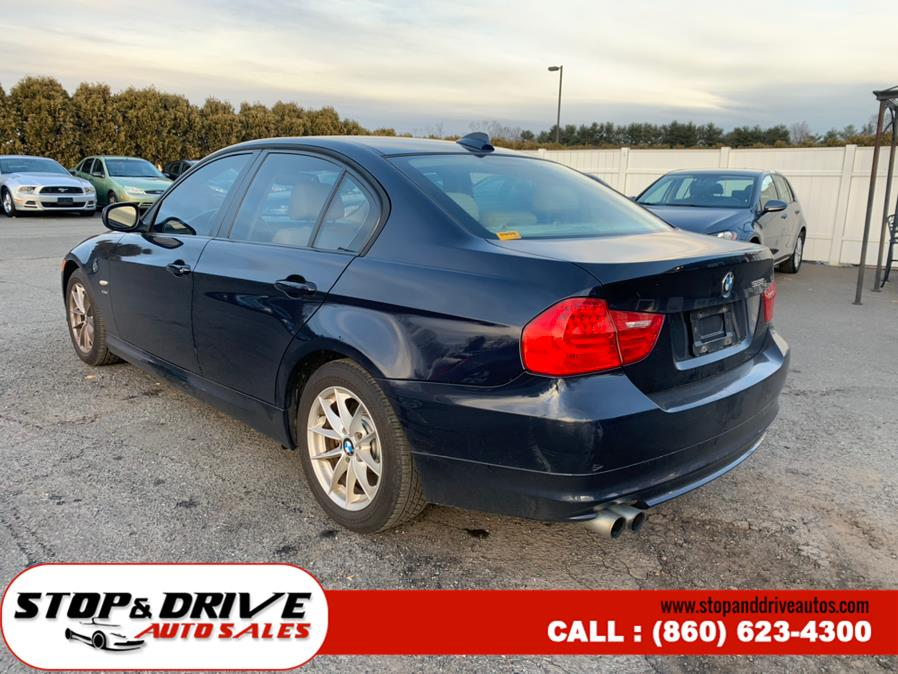 Used BMW 3 Series 4dr Sdn 328i xDrive AWD SULEV 2010 | Stop & Drive Auto Sales. East Windsor, Connecticut