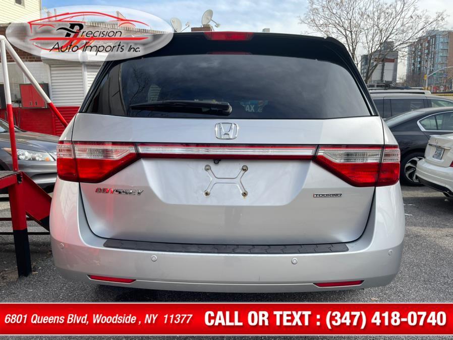 Used Honda Odyssey 5dr Touring Elite 2012 | Precision Auto Imports Inc. Woodside , New York