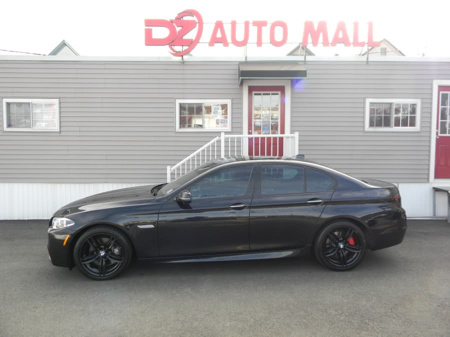 Used 2014 BMW 5 Series in Paterson, New Jersey   DZ Automall. Paterson, New Jersey