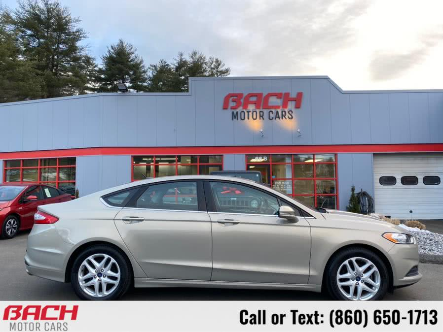 Used 2015 Ford Fusion in Canton , Connecticut | Bach Motor Cars. Canton , Connecticut