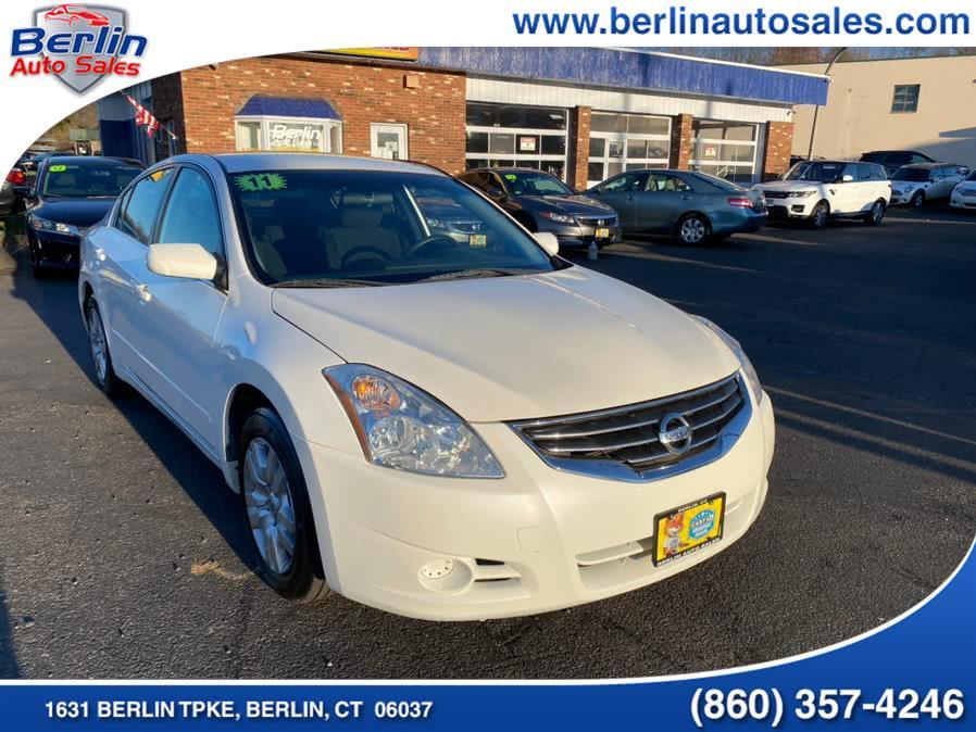 Used 2011 Nissan Altima in Berlin, Connecticut | Berlin Auto Sales LLC. Berlin, Connecticut