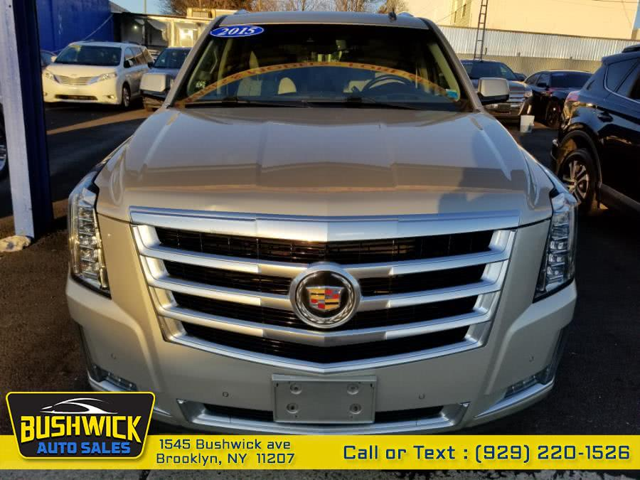 Used 2015 Cadillac Escalade in Brooklyn, New York | Bushwick Auto Sales LLC. Brooklyn, New York