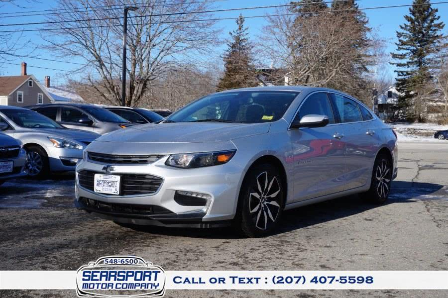 Used 2018 Chevrolet Malibu in Searsport, Maine | Searsport Motor Company. Searsport, Maine