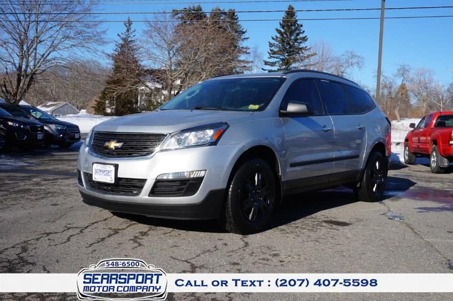 Used 2017 Chevrolet Traverse in Searsport, Maine | Searsport Motor Company. Searsport, Maine