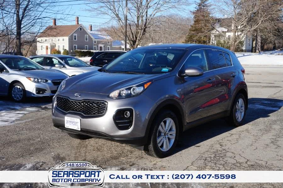 Used 2018 Kia Sportage in Rockland, Maine | Rockland Motor Company. Rockland, Maine