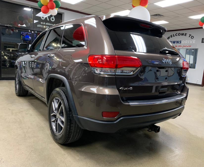 Used Jeep Limited Grand Cherokee Limited 4x4 2017 | 5 Towns Drive. Inwood, New York
