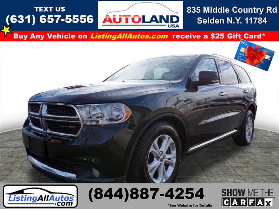 Used Dodge Durango Crew 2013 | www.ListingAllAutos.com. Patchogue, New York