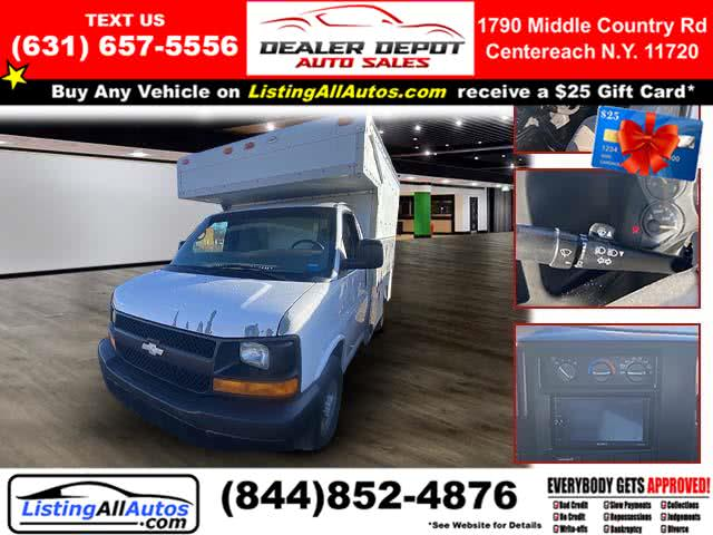 Used 2005 Chevrolet Express Commercial Cutaway in Patchogue, New York | www.ListingAllAutos.com. Patchogue, New York