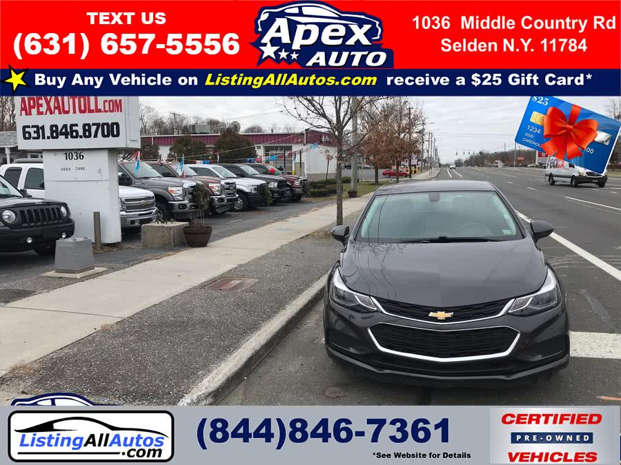 Used 2017 Chevrolet Cruze in Deer Park, New York | www.ListingAllAutos.com. Deer Park, New York