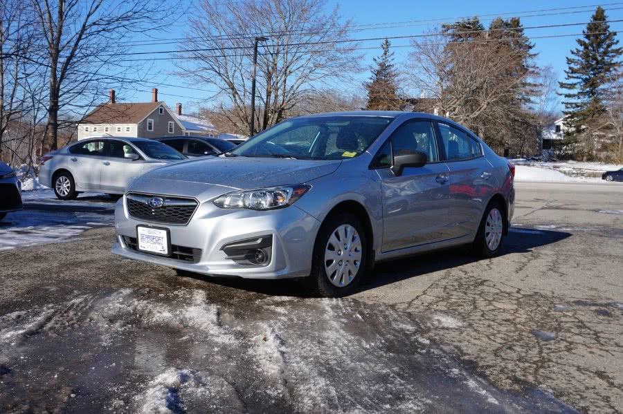 Used Subaru Impreza 2.0i 4-door Manual 2017 | Rockland Motor Company. Rockland, Maine