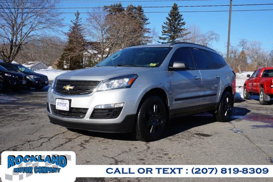 Used 2017 Chevrolet Traverse in Rockland, Maine | Rockland Motor Company. Rockland, Maine