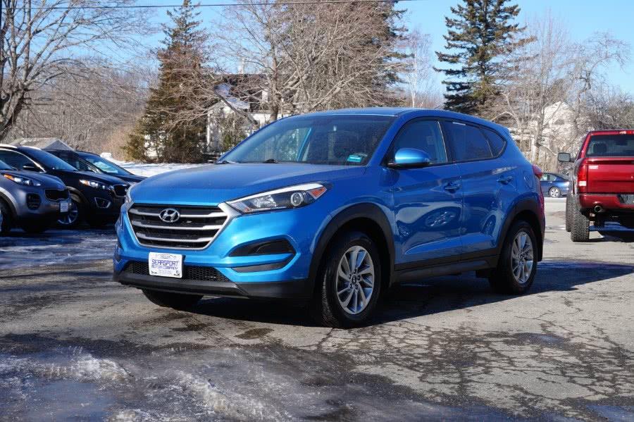 Used Hyundai Tucson SE AWD 2018 | Rockland Motor Company. Rockland, Maine