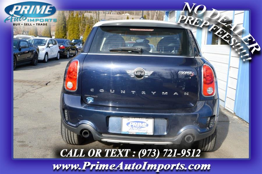 Used MINI Cooper Countryman ALL4 4dr S 2015 | Prime Auto Imports. Bloomingdale, New Jersey