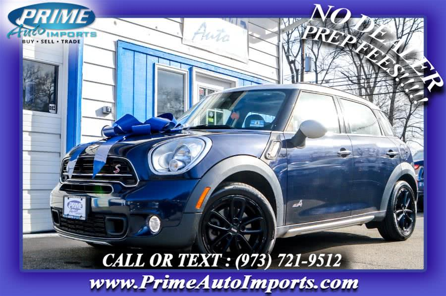 Used 2015 MINI Cooper Countryman in Bloomingdale, New Jersey | Prime Auto Imports. Bloomingdale, New Jersey