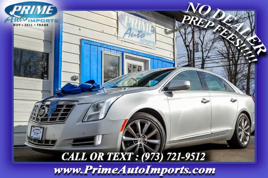 Used 2014 Cadillac XTS in Bloomingdale, New Jersey | Prime Auto Imports. Bloomingdale, New Jersey