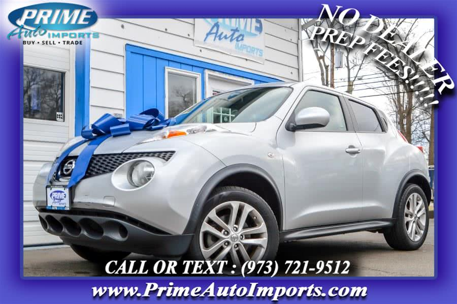 Used 2013 Nissan JUKE in Bloomingdale, New Jersey | Prime Auto Imports. Bloomingdale, New Jersey