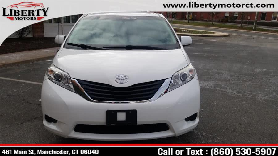 Used 2014 Toyota Sienna in Manchester, Connecticut | Liberty Motors. Manchester, Connecticut