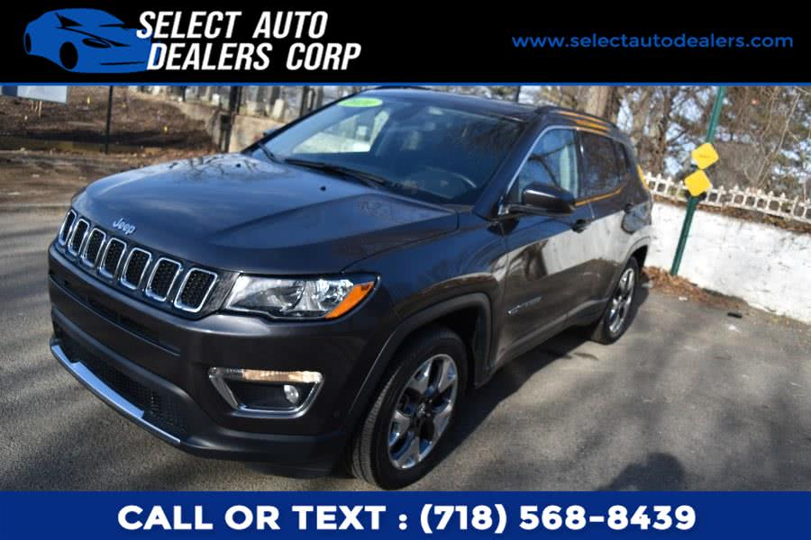 2020 Jeep Compass Limited FWD photo