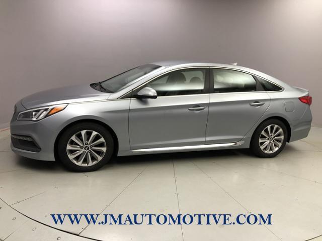Used 2015 Hyundai Sonata in Naugatuck, Connecticut | J&M Automotive Sls&Svc LLC. Naugatuck, Connecticut