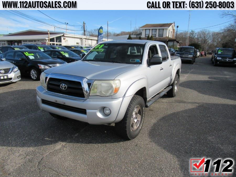 Used Toyota Tacoma 2WD Dbl V6 AT PreRunner (Natl) 2008 | 112 Auto Sales. Patchogue, New York