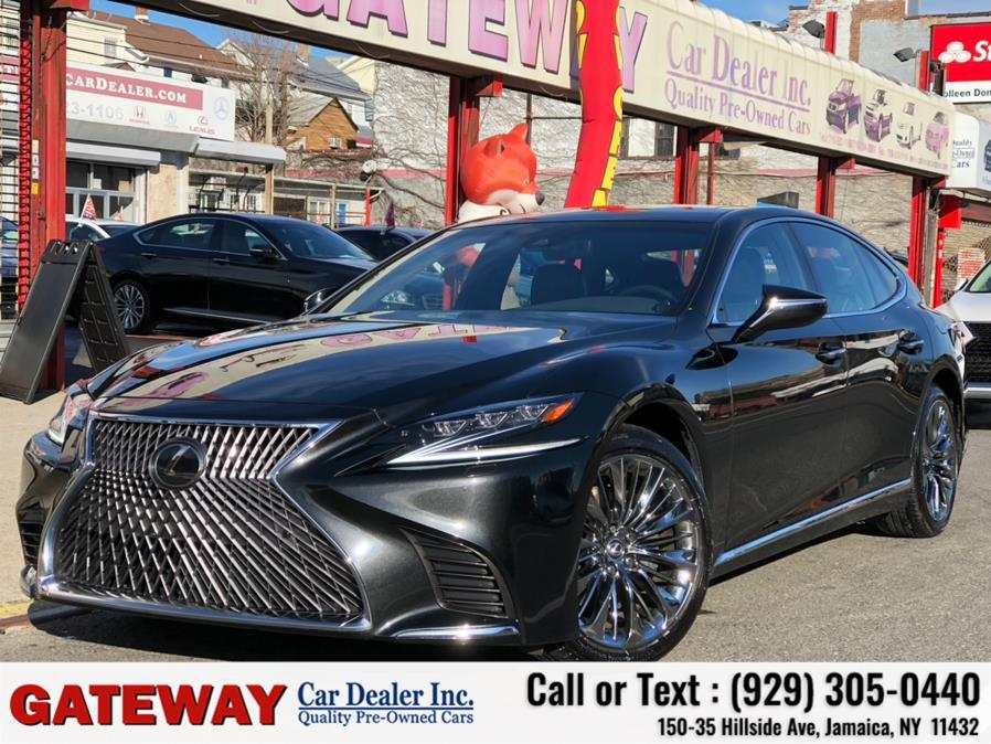 2018 Lexus LS LS 500 AWD, available for sale in Jamaica, NY