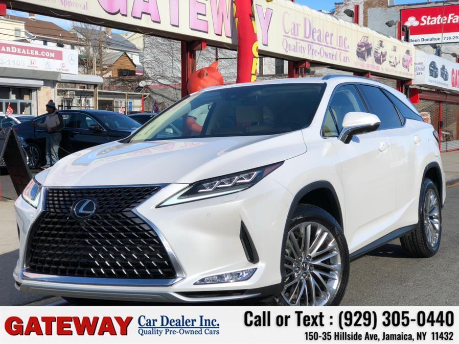 Used Lexus RX RX 350L Luxury AWD 2020 | Gateway Car Dealer Inc. Jamaica, New York