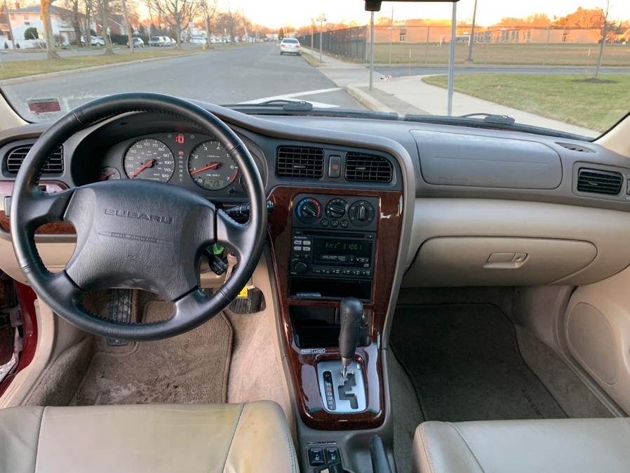 Used Subaru Legacy Sedan 4dr GT Ltd Auto 2002 | Great Buy Auto Sales. Copiague, New York