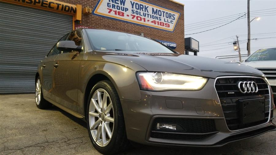 Used 2014 Audi A4 in Bronx, New York | New York Motors Group Solutions LLC. Bronx, New York