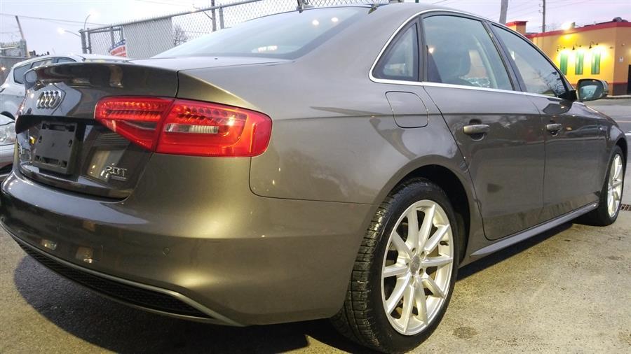 Used Audi A4 4dr Sdn Auto quattro 2.0T Premium Plus 2014   New York Motors Group Solutions LLC. Bronx, New York