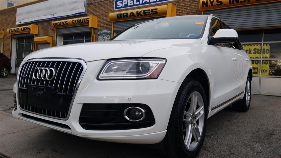 Used Audi Q5 quattro 4dr 2.0T Premium Plus 2014   New York Motors Group Solutions LLC. Bronx, New York