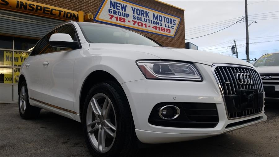 Used 2014 Audi Q5 in Bronx, New York | New York Motors Group Solutions LLC. Bronx, New York