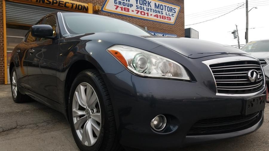 Used 2011 Infiniti M37 in Bronx, New York | New York Motors Group Solutions LLC. Bronx, New York
