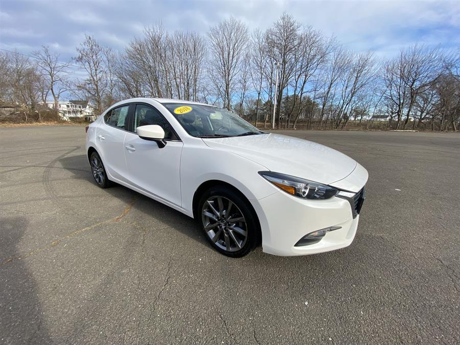 Used 2018 Mazda Mazda3 4-Door in Stratford, Connecticut | Wiz Leasing Inc. Stratford, Connecticut