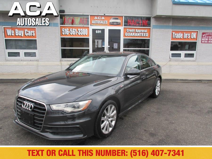Used 2013 Audi A6 in Lynbrook, New York | ACA Auto Sales. Lynbrook, New York